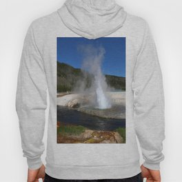 Thermal And Geyser Field Yellowstone NP Hoody