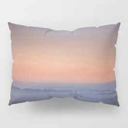 Evening pulse - Landscape and Nature Photography Pillow Sham
