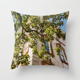 Savannah VI Throw Pillow