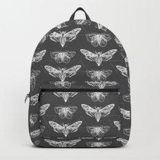 Geometric Moths inverted Backpacks