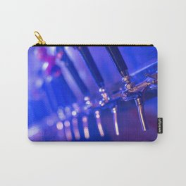 Beer tap beverage bar drink cocktail Carry-All Pouch