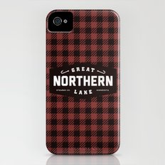 Great Northern Lake Slim Case iPhone (4, 4s)