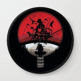 itachi Wall Clock