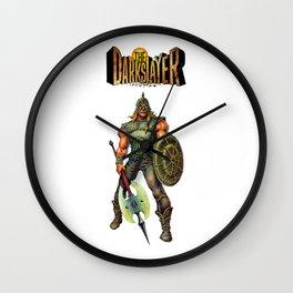The Darkslayer  Wall Clock