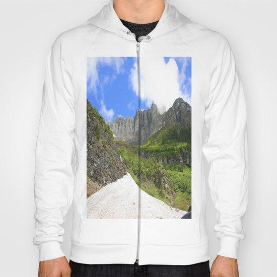 Peaks and Glaciers Hoody