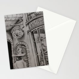 Potion Shopping Stationery Cards