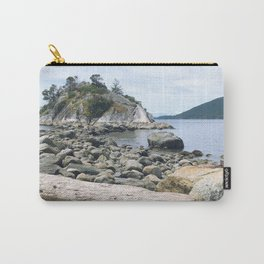 Low Tide at Whytecliff Park Carry-All Pouch