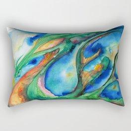SEa DrAgon Rectangular Pillow