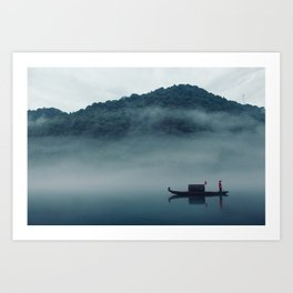 Tranquility - Fine art Photograph Art Print
