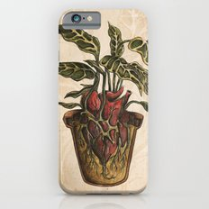 Heart Plant Slim Case iPhone 6s