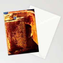 Knuckle Coupler Stationery Cards