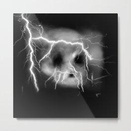 Astraphobia Metal Print