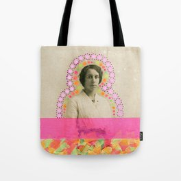 Fluo Byzantine Tote Bag