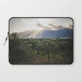 Olive Grove: Sparta, Greece.  Laptop Sleeve