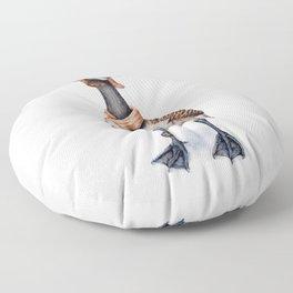 Aviator Canada Goose Floor Pillow