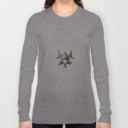 Bovine Vertebra Long Sleeve T-shirt