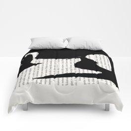 Coricata nera Comforters