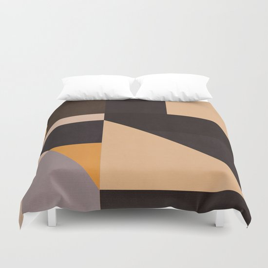Abstract #132 Duvet Cover