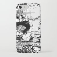 pittsburgh iPhone & iPod Cases featuring PITTSBURGH, PENNSYLVANIA by Alberto Matsumura