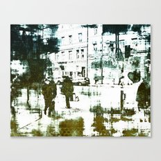 Every day life Canvas Print
