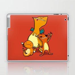 Pokémon - Number 4, 5 & 6 Laptop & iPad Skin