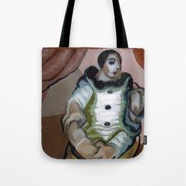 """Juan Gris """"Pierrot Aux Mains Jointes"""" Tote Bag"""