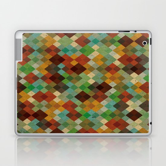 Deckled Formation Laptop & iPad Skin