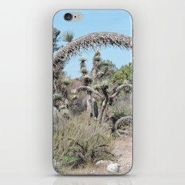 Joshua Tree Arch iPhone Skin