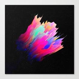 Panteleḗmōn (Abstract 38) Canvas Print