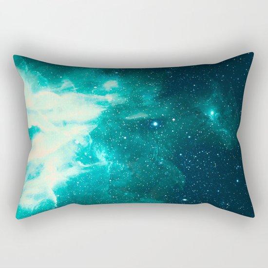 The Green Spirit Rectangular Pillow