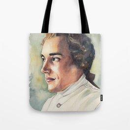 Hamilton profile Tote Bag