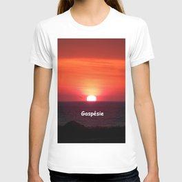 Sunrise in Gaspésie T-shirt