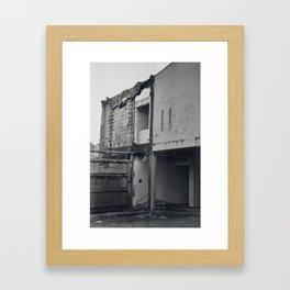 The Old Nick Framed Art Print