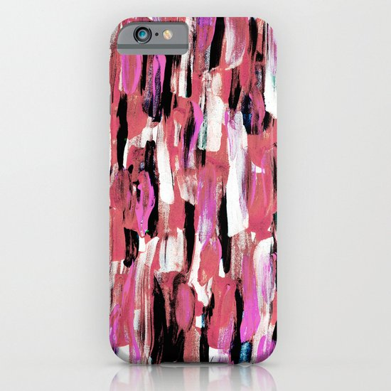 Colourful Feathers iPhone & iPod Case