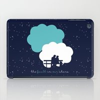 the fault iPad Cases featuring The Fault In Our Stars by laurenschroer