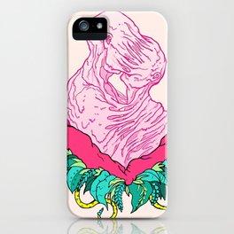 Love melt together iPhone Case
