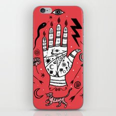 Spiritual Hand iPhone & iPod Skin