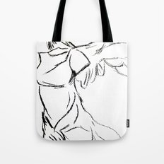 Winged Victory 1 Tote Bag
