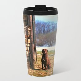 Remington, Yashica C, Ektar 100, Film, Medium Format Travel Mug