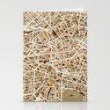 Berlin Germany Street Map by artpause