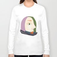 buzz lightyear Long Sleeve T-shirts featuring Buzz Buzz by Charcoal Hearts