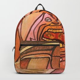 EL MIEDO DEL TORERO Backpack
