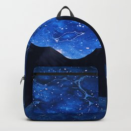 Moonlit Awakening Backpack