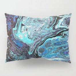 Blue Explosion Pillow Sham