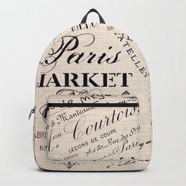 Paris Market 2 Backpack