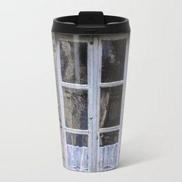 Old Window Travel Mug