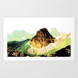 Greenhills Art Print