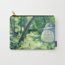 Keeper of the Forest Carry-All Pouch