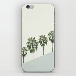 Palm Trees 4 iPhone Skin