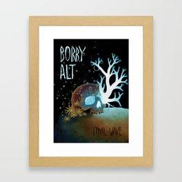 Tidal Wave (Bobby Alt) Framed Art Print